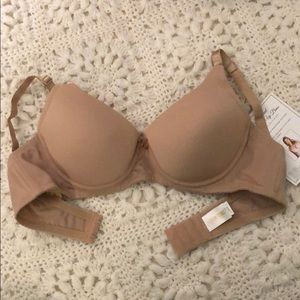 New with tags 34B water push up bra